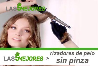 Rizadores de pelo sin pinza