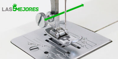 aguja para máquina de coser