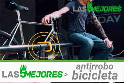 Que antirrobo bicicleta comprar