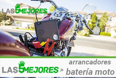 Ventajas arrancador bateria moto portatil