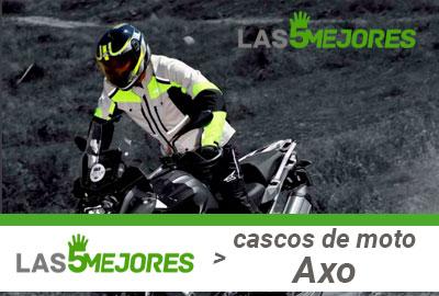 Donde comprar un casco de moto Axo