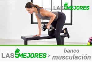 mejores bancos de musculacion