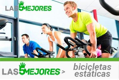 comprar bicicleta estática en amazon