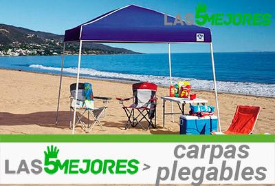 carpa plegable para playa y exterior