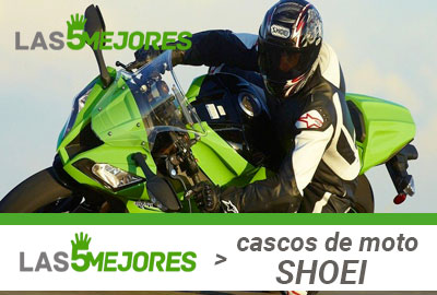 Shoei Cascos donde comprar