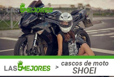 Shoei cascos mujer