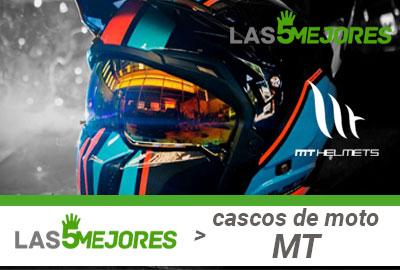 Guía compra MT Helmets
