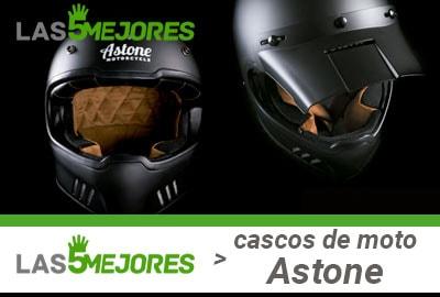 mejores cascos Astone