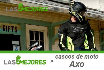 Mejores cascos Axo de moto