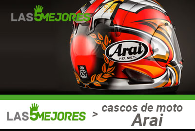 Mejor casco Arai