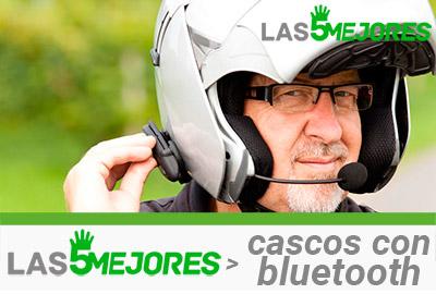 bluetooth para moto en casco