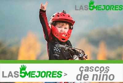 cascos de moto para niños