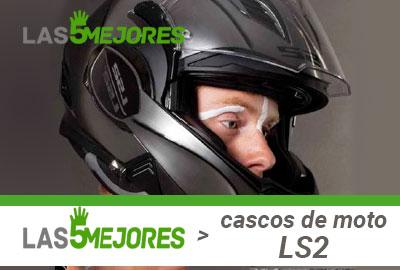 Mejores cascos LS2