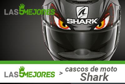 Mejores cascos Shark
