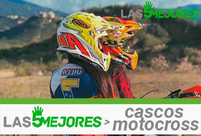 marcas de cascos de enduro para motocross