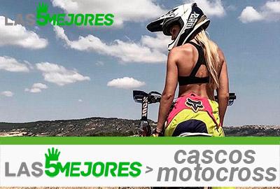 cascos de motocross mujer
