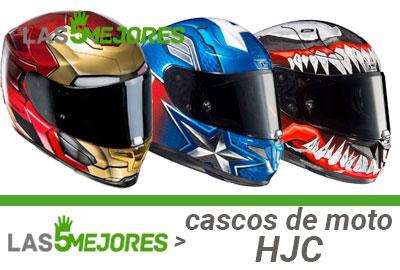 Cascos HJC Marvel
