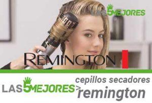 mejor cepillo secador remington