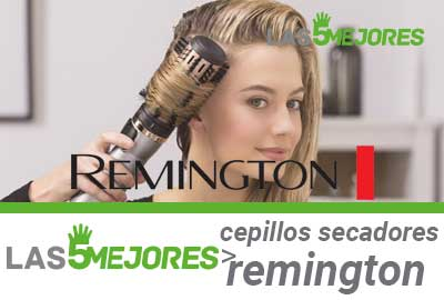 mejores cepillos secadores Remington