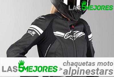 chaqueta alpinestars de mujer