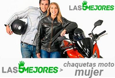 comprar chaqueta de moto mujer se seguridad