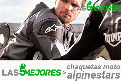 chaquetas de moto marca alpinestars