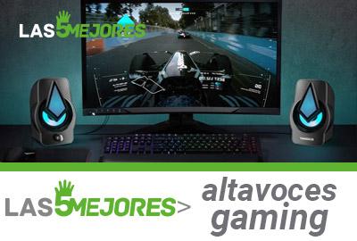 Comprar el mejor altavoz gaming calidad precio