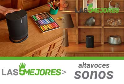 comprar altavoces Sonos