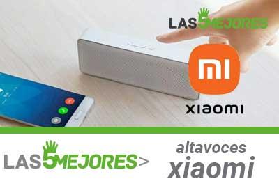 comprar mejores altavoces portatiles xiaomi