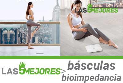 comprar básculas bioimpedancia