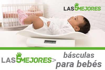 comprar basculas de bebé
