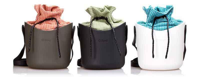 Obag Basket, un bolso de saco para mujer
