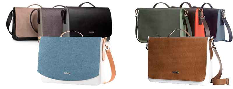 O bag Folder, la mejor maleta de ejecutiva