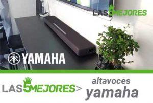 Mejores alltavoces Yamaha