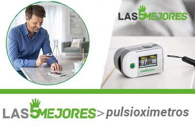 comprar el mejor pulsioxímetro