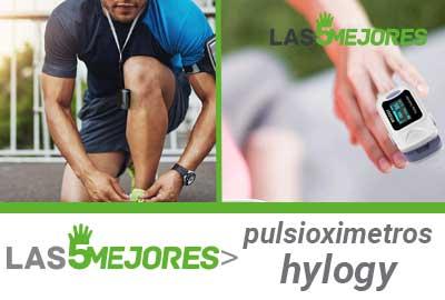 Comprar pulsioxímetros Hylogy