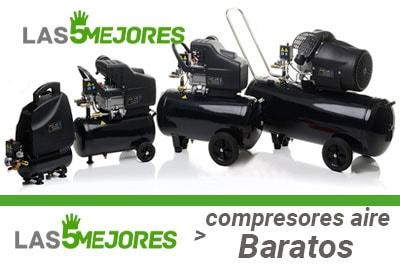Mejores compresores baratos de aire