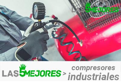 compresores de aire industriales