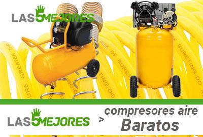 ¿Qué es un Compresor Barato?