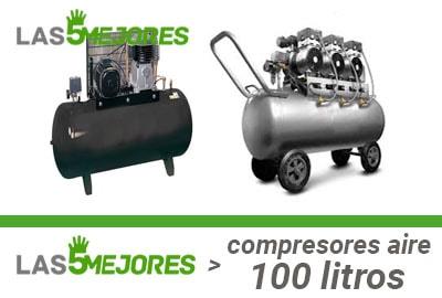 Compresores de aire de 100L
