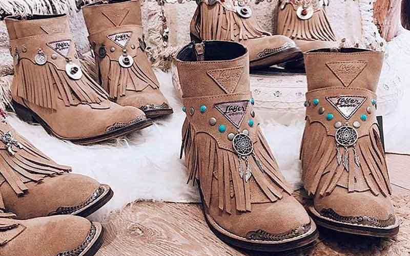 Donde se puede comprar Online botas Layer Boots modelo Kansas