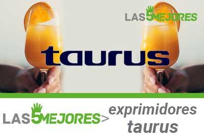 Que exprimidor de naranjas taurus comprar