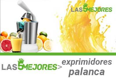 Exprimidores de naranjas eléctricos