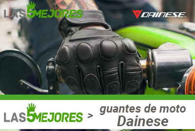 Donde comprar guantes Dainese