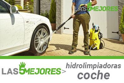 guia compra hidrolimpiadoras para coche