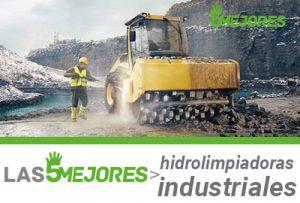 mejores hidrolavadoras industriales