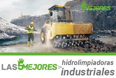 guia compra mejores hidrolimpiadoras industriales