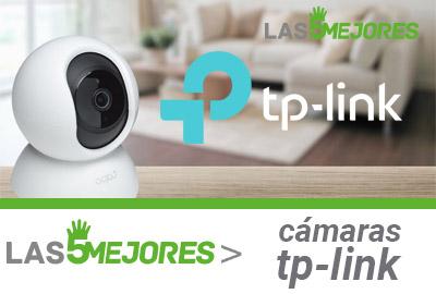 guía compra mejores cámaras tp link para casa