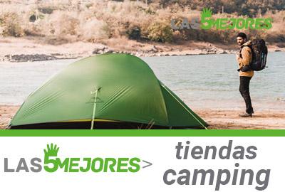 guia compra tiendas de campaña de camping