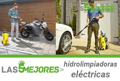 guia compra hidrolimpiadoras electricas